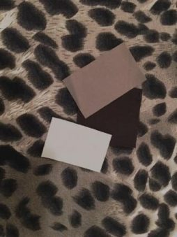 animal taupe plus small